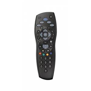 Sky 716, Universal Remote Control for MY-SKY and MY-SKY HD Decoder (Black)