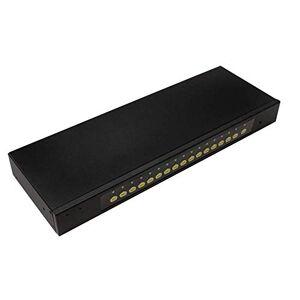 Cablematic-DYLINK KVM 16port rack 19OSD