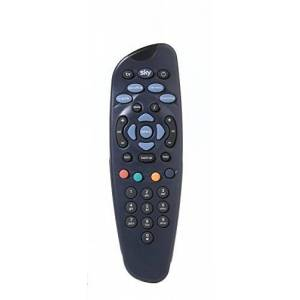 Sky Original Sky remote - Duracell Batteries Included - Compatible with Sky digibox - Official Sky Branded Retail Packaging -  SKY100