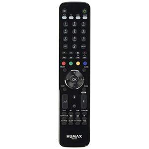 Humax RM-F01 Remote Control for Foxsat HDR Freesat Box
