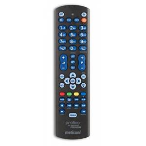 MELICONI Remote Control for MEDIASET PREMIUM, black