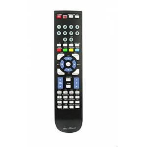 RMD-Series Slimline Version Replacement Remote Control for TOSHIBA DVR19DTKB2