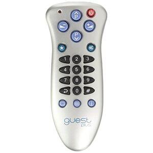 Meliconi 807046 Guest Plus Remote Control - Silver