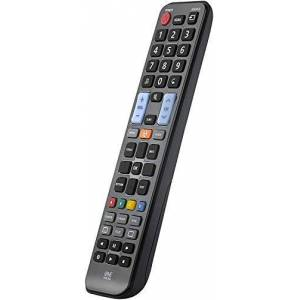 One For All Samsung TV Replacement remote - Works with ALL Samsung televisions - Ideal TV replacement remote control