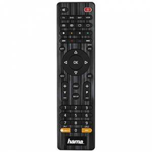 Hama Universal 10 m 4-in-1 Remote Control for TV/DVD/STB/VCR
