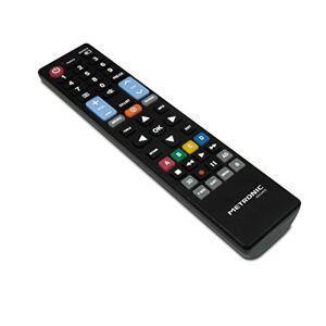 Metronic 495340Universal Samsung TV Remote Control, Black