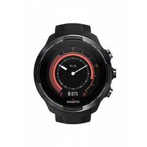 Suunto Unisex's 9 BARO Watch, Black, One Size