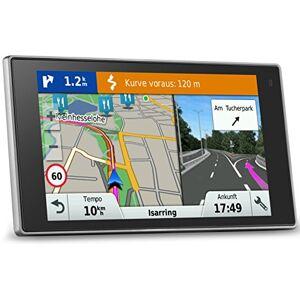 """Garmin DriveLuxe 50LMT Fixed 5.1"""" LCD Touchscreen 231g Black - navigat"""