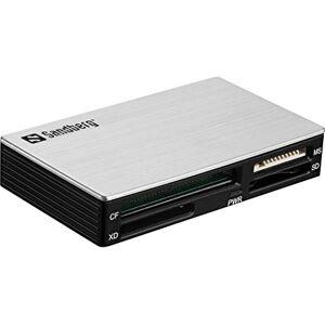 Sandberg USB 3.0 Multi Card Reader - card readers (CF, MMC, MS Micro (