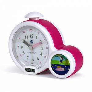 Claessens' Kids CLAE Ssens 'Kids Kid 'Sleep My First Alarm Clock, Pink