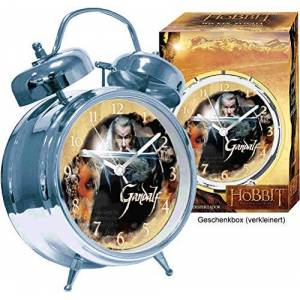 Joy Toy 33909 Hobbit Gandalf Alarm Clock in Gift Wrap
