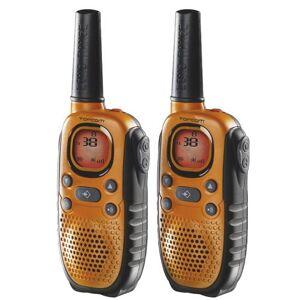 Topcom RC-6404 Walkie Talkie - Range: up to 10 km  - With headset