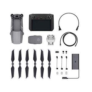 """DJI Drone Mavic 2 Zoom con Smart Controller - Include Drone con Zoom Ottico 24-48mm + Radiocomando con Display 5,5"""" Ultra Luminoso"""