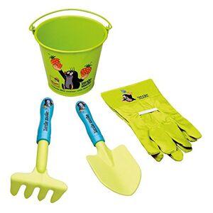 Bino 83115 Little Mole Big Kit with A Bucket, Multicolour