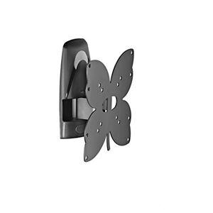 Meliconi Stile T200 Slim Tilt Wall Bracket For All 26-40 Inch Tv Ledlcd &Plasma Max Vesa 200 Made In Italy