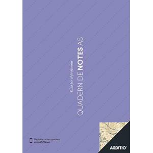 Additio P101 Notebook A5 (Catalan), Assorted colors