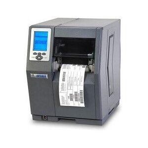 Datamax H-4310X High Performance Direct Thermal Printer 300 dpi, 10 IPS Print Speed, 105.7mm Print Width, 16MB SDRAM, 8MB Flash, Parallel/Serial/Ethernet with Internal Rewinder
