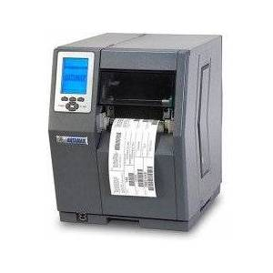Datamax H-4310X High Performance Direct Thermal Printer 300 dpi, 10 IPS Print Speed, 105.7mm Print Width, 16MB SDRAM, 8MB Flash, Parallel/Serial/Ethernet with Internal Rewinder