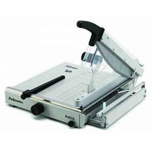 Fellowes Astro A4Guillotine-Drawing Max. Cutting Capacity: 50Sheets-Grey