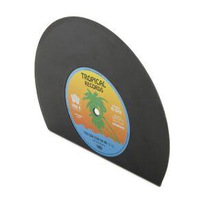 Gift Republic Spinning Hat Retro Vinyl Bookends
