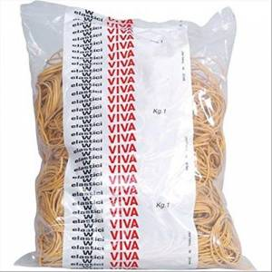 VIVA E150Elastic Bands 150mm Pack of 1000