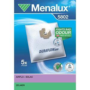 Menalux Duraflow 5802 5x Vacuum Cleaner Bags