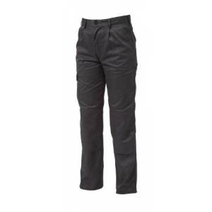 Apache Men's Industry Cargo Trouser - Black, 40W x 29L