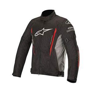 Alpinestars Motorcycle jackets Alpinestars Gunner V2 Wp Jacket Black Gray Red, Black/Gray/Red, XL