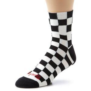 Sockguy Unisex's Classic Socks-Ridgemont, Small/Medium