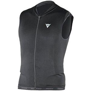 Dainese Men's Waistcoat Flex Lite Man Ski Protector, Black, 2XL