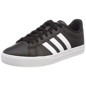 adidas Men's Daily 2.0 Low-Top Sneakers, Black (Black Db0161), 10 UK
