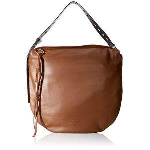 Liebeskind Berlin Dive Bag Hobo Medium, Women's Shoulder Bag, Brown (Toffee), 4x41x41 cm (W x H L)