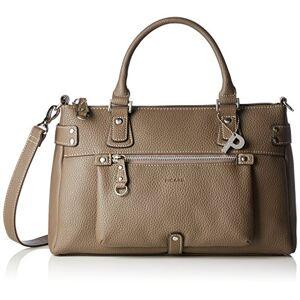 Picard Loire, Women's Bag, Beige (Taupe), 21x11x33.5 cm (B x H T)