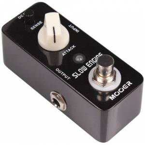 "Mooer MSG1 Slow Engine Guitar Volume Pedal, 2.25 x 4.25 x 1.75"""