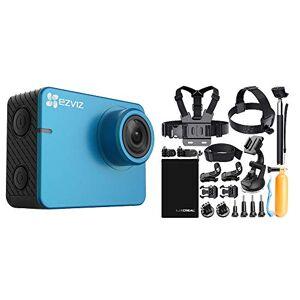Ezviz S2 Lite Sport & Dash Camera BIKE, Full HD resolution, WiFi, Bluetooth 4.0