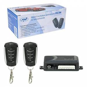 PNI Central locking module, car keyless entry system with remote lock/unlock, remote trunk release PNI 288