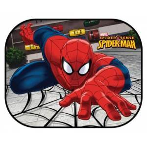 Marvel Disney Baby Sunshade for Rear Window Spiderman
