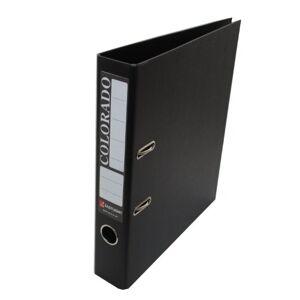 Rexel Colorado A4 Mini Arch File Black (10 Pack)