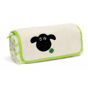 Nici 40678.0Clover Plush Pencil Case to Roll Shirley 19x7x7cm