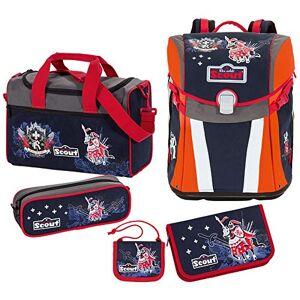 Scout Children's Backpack, Dark Blue (Blue) - 73510414800