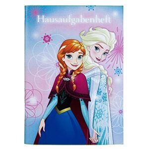 Undercover FRZH0621Homework Book A5Disney Frozen