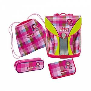 Scout Children's Backpack, 41 cm, 19 Liters, Pink