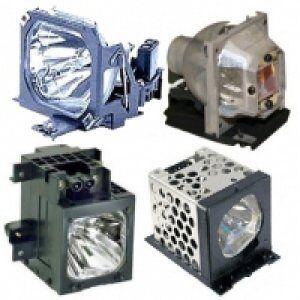 Go Lamps P-VIP 165W Lamp Module for Dell 725-10112 Projector