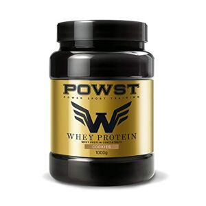 POWST Premium Whey Protein Cookies 1000g.
