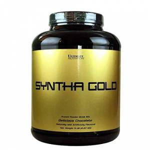 Ultimate Nutrition Syntha Gold (5lbs) Chocolate, 1 Units