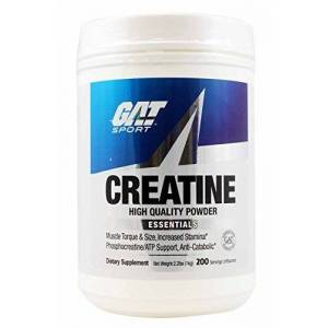 TAG GAT Essentials Creatine Monohydrate Powder, 1000 g