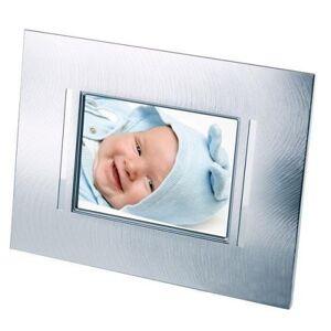 Compositor 5.6-inch Digital Photo Frame, Metal