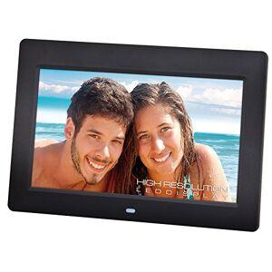 Trevi DPL 2220 10 Inch Black Digital Photo Frame - 1024 x 600 Pixels, LED, 16:9, JPG, AVI, MPEG4