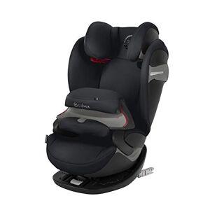 cybex Gold Pallas S-Fix Car Seat, Group 1/2/3, Lavastone Black