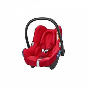 Maxi-Cosi Maxi Cosi CabrioFix Baby Car Seat Group 0+, ISOFIX, 0-12 Months, 0-13 kg, Vivid Red